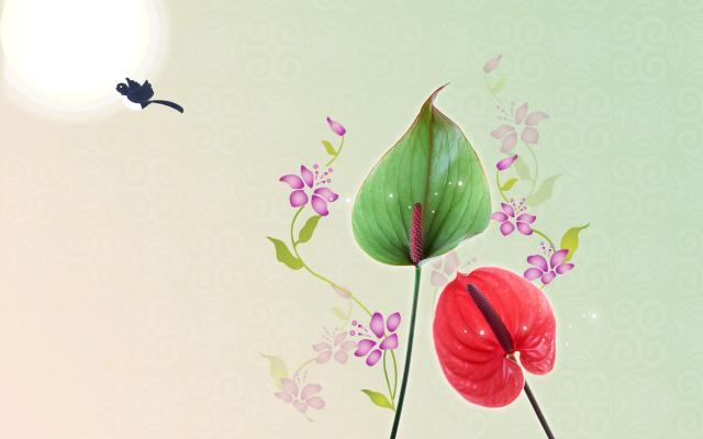 Цветы - фото 0107