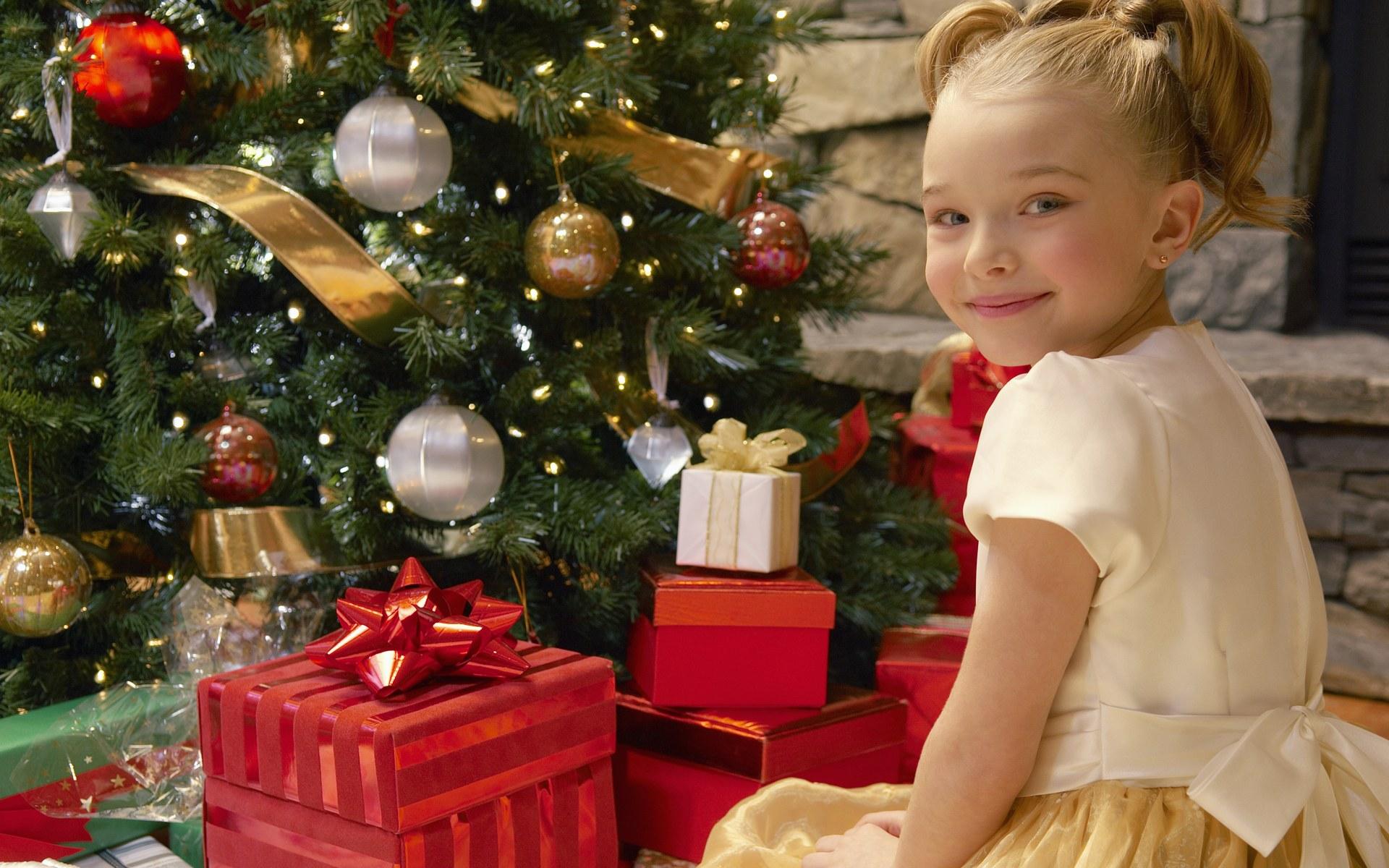 Новогодний фото для детей